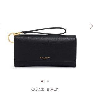 Henri Bender Uptown Wallet Black